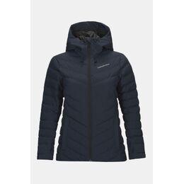 Frost Ski-jas Dames Donkerblauw
