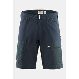 Abisko Midsummer Shorts Marineblauw