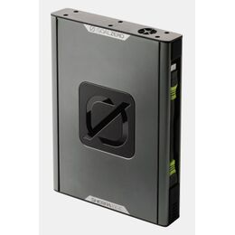 Sherpa 100AC Power Bank Zwart/Zilver