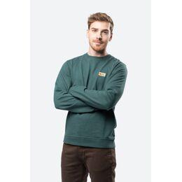 Vardag Sweater Trui Donkergroen