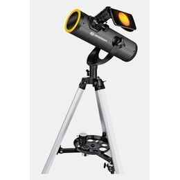 Solarix Az Telescoop 76/350 Zwart