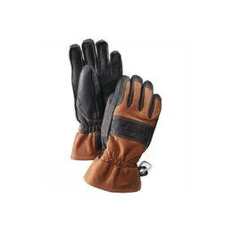 Fält Guide Handschoen Bruin/Zwart