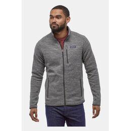 Better Sweater Fleecevest Middengrijs/Lichtgrijs