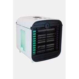Air Cooler Verkoeling Oplaadbaar Wit/Donkergrijs