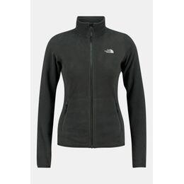 100 Glacier Full Zip Vest Dames Zwart