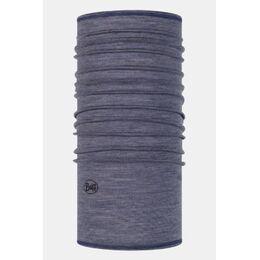 Lightweight Merino Wool Light Denim Multi Stripes Denim / Jeans