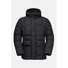 Frozen Lake Jacket Jas Zwart