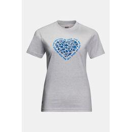 Sea Ground T Dames T-Shirt Lichtgrijs