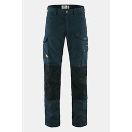 Vidda Pro Broek Regular Marineblauw/Zwart