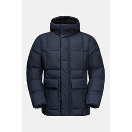 Frozen Lake Jacket Jas Donkerblauw