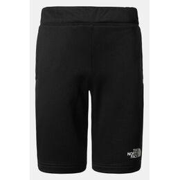 Surgent-short voor jongens Zwart