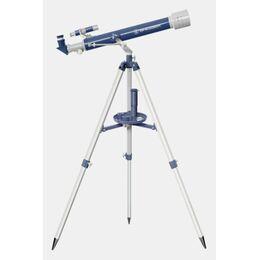 Refractor Telescoop 60/700 Az Blauw/Lichtgrijs