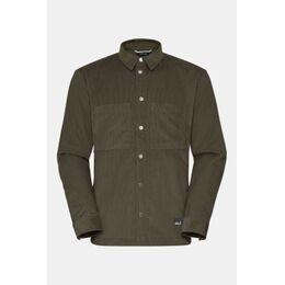 Nature Shield Jacket Gewatteerd Overhemd Donkergroen
