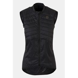 Essential Padded Body Vest Jas Dames Zwart