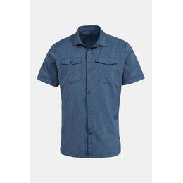 Iseo Shirt Donkerblauw