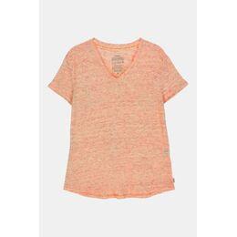 Ceylan T-Shirt Dames Lichtroze