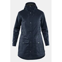Greenland Winter Parka Dames Donkerblauw