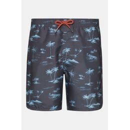 Brando 21 Beachshort Junior Blauw/Middenblauw