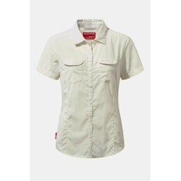 Nosilife Adv SS Shirt Dames Gebroken Wit/Ecru