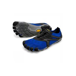 V-Run Schoen Blauw/Zwart