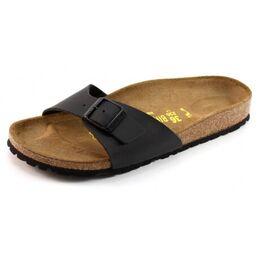 Madrid slippers Zwart BIR26
