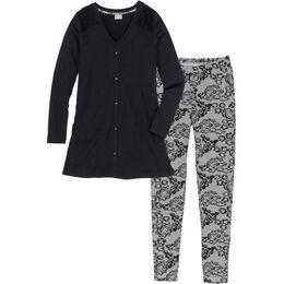 Pyjama met legging (2-dlg. set)