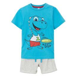 Shirt en korte broek (2-dlg. set)