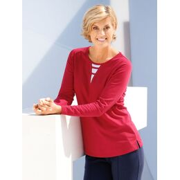 Sweatshirt Rood