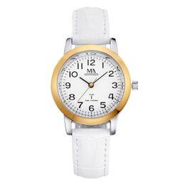 Radiografisch horloge Wit