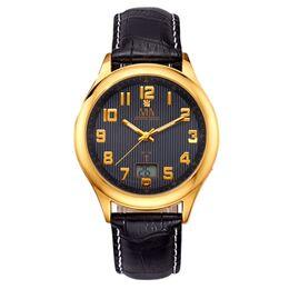 Herenhorloge Zwart