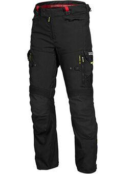 Adventure-GTX pants, Gore-Tex® motorbroek heren, Zwart Kort