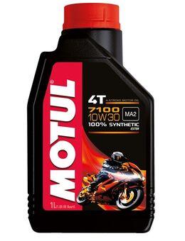 10W-30 synthetisch 7100, Motorolie 4T, 1 liter