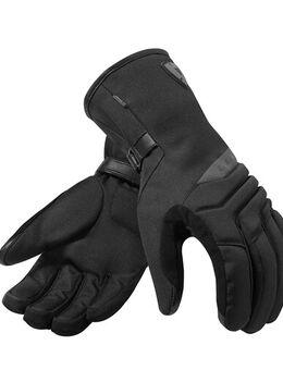 Upton H2O Lady, Motorhandschoenen winter, Zwart