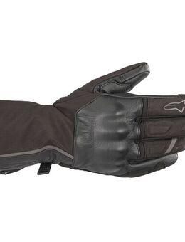 Tourer W-7 Drystar, Motorhandschoenen winter, Zwart