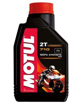 2T synthetisch 710, Motorolie , 1 liter
