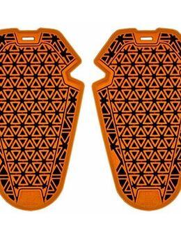 Een paar knie/elleboogprotectoren, Losse protectoren voor in motorfietskledij, Ghost™
