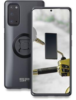 Moto Mirror Bundle LT Galaxy S20, Smartphone en auto GPS houders, 2-in-1