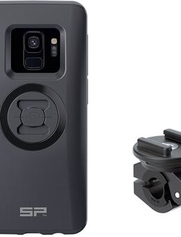 Moto Mirror Bundle LT Galaxy S9/S8, Smartphone en auto GPS houders, 2-in-1