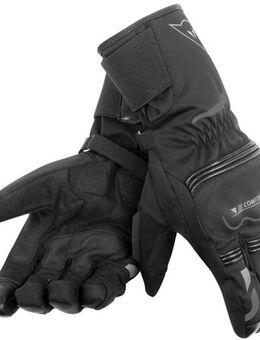 Tempest D-DRY® Gloves Lang, Motorhandschoenen winter, Zwart
