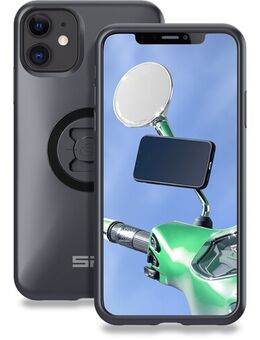 Moto Mirror Bundle LT iPhone 11/XR, Smartphone en auto GPS houders, 2-in-1
