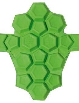 Quattrotempi heup/rib protectorset, Losse protectoren voor in motorfietskledij, Groen