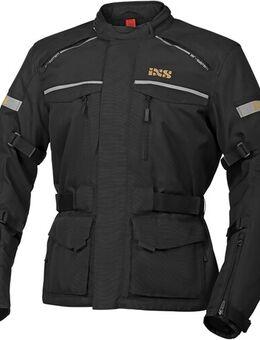 Classic-GTX jacket, Gore-Tex® motorjas heren, Zwart Lang