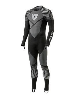 Supersonic Sports, Thermopak voor op de moto, Zwart Grijs