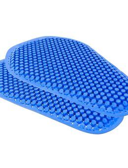 Knie/elleboog/schouder/heup prot.set Seesmart RV30, Losse protectoren voor in motorfietskledij, Blauw