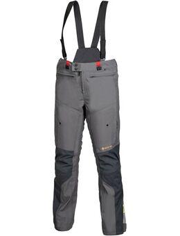 Master-GTX pants, Gore-Tex® motorbroek heren, Lichtgrijs Donkergrijs Lang
