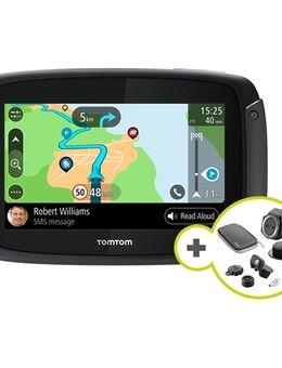 Rider 550 Premium, Motor GPS