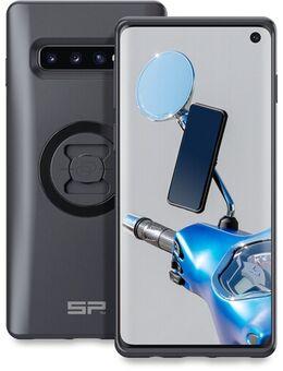 Moto Mirror Bundle LT Galaxy S10, Smartphone en auto GPS houders, 2-in-1