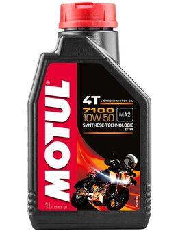 10W-50 synthetisch 7100, Motorolie 4T, 1 liter