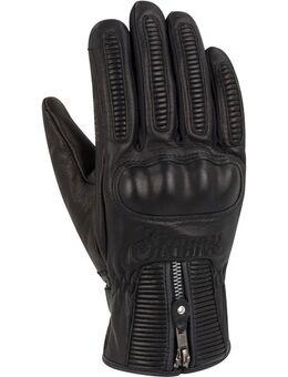 Sultan Black Edition, Motorhandschoenen winter, Zwart