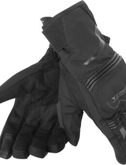 Tempest D-DRY® Kort, Motorhandschoenen winter, Zwart